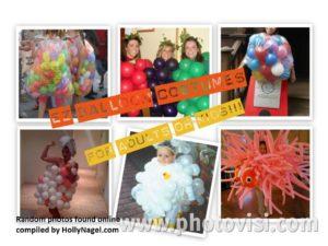 EZ balloon Costumes
