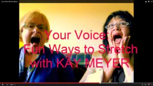 Your Voice with Kay Meyer