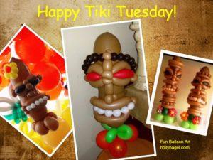 Happy Tiki Tuesday!